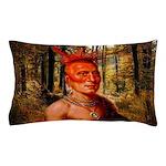 Pawnee Hunter Pillow Case