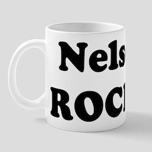 Nelson Rocks! Mug