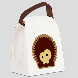 Tierkinder: Igelchen Canvas Lunch Bag