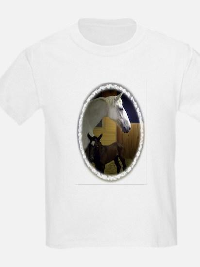 Loving Contentment Kids T-Shirt