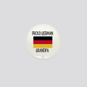 Proud German Grandpa Mini Button