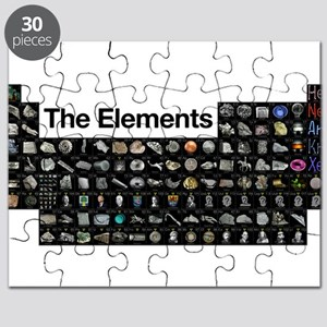 Mendeleev puzzles cafepress the periodic table of elements puzzle urtaz Image collections