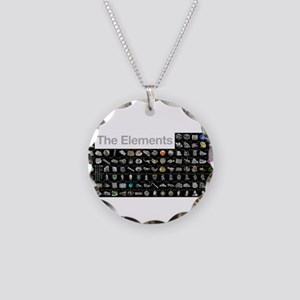 Mendeleev jewelry cafepress the periodic table of elements necklace urtaz Image collections
