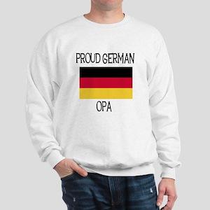Proud German Opa Sweatshirt