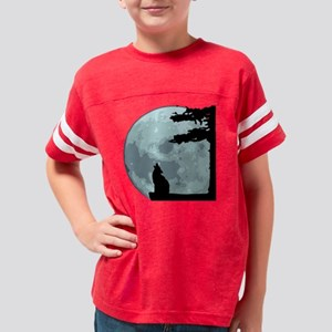 wolfmoon Youth Football Shirt