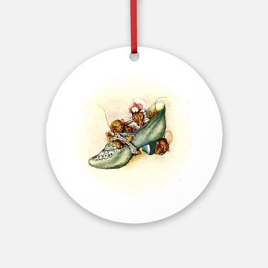 Beatrix Potter * Revamped #9 - Ornament (Round)