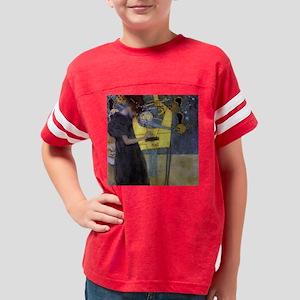 Gustav Klimt Music Youth Football Shirt