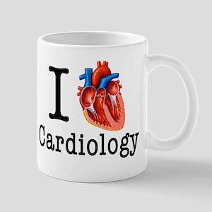I love Cardiology Mug