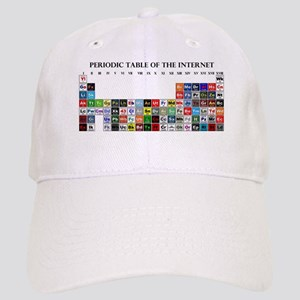 Periodic Table of Internet Baseball Cap