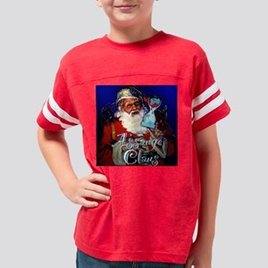 assange clause 2500 t Youth Football Shirt