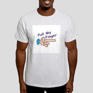 igotgas funny Ash Grey T-Shirt