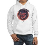 Black Dragon Hooded Sweatshirt