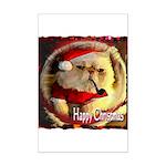 Happy Christmas Poster Print (Mini)