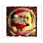Happy Christmas Poster Design