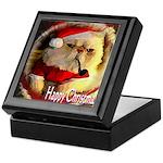 Happy Christmas Keepsake Box