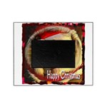 Happy Christmas Picture Frame