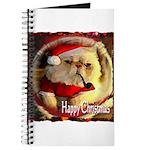 Happy Christmas Journal
