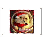 Happy Christmas Banner