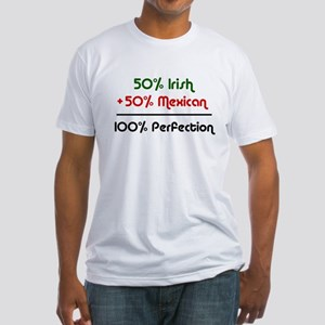 Irish & Mexican Fitted T-Shirt