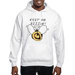 BzzzBee! Hooded Sweatshirt