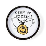 BzzzBee! Wall Clock
