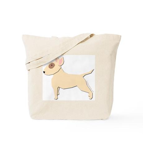 Bull Terrier! Tote Bag