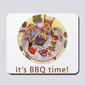 It's BBQ time! Mousepad