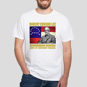 Robert E Lee -in command T-Shirt
