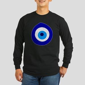 Evil Eye Magic Long Sleeve Dark T-Shirt