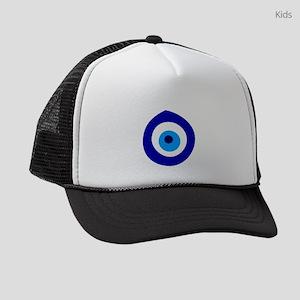 Evil Eye Magic Kids Trucker hat