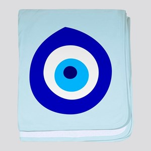 Evil Eye Magic baby blanket