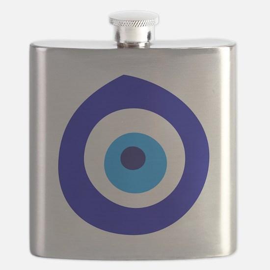 Evil Eye Magic Flask