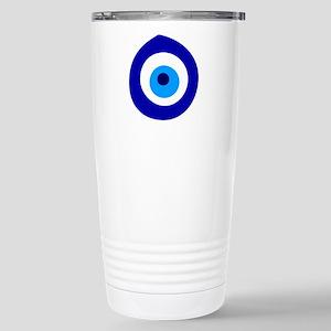 Evil Eye Magic 16 oz Stainless Steel Travel Mug