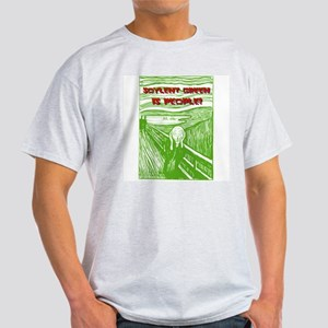 Soylent Green is People! Ash Grey T-Shirt