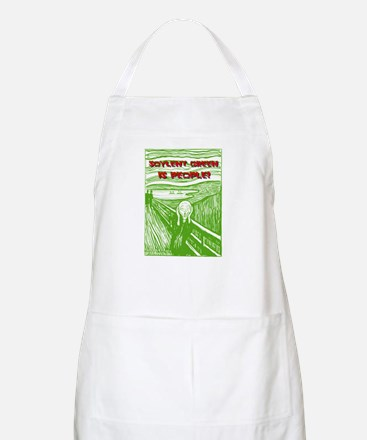 Soylent Green is People! BBQ Apron