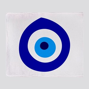 Evil Eye Magic Throw Blanket