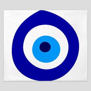 Evil Eye Magic King Duvet