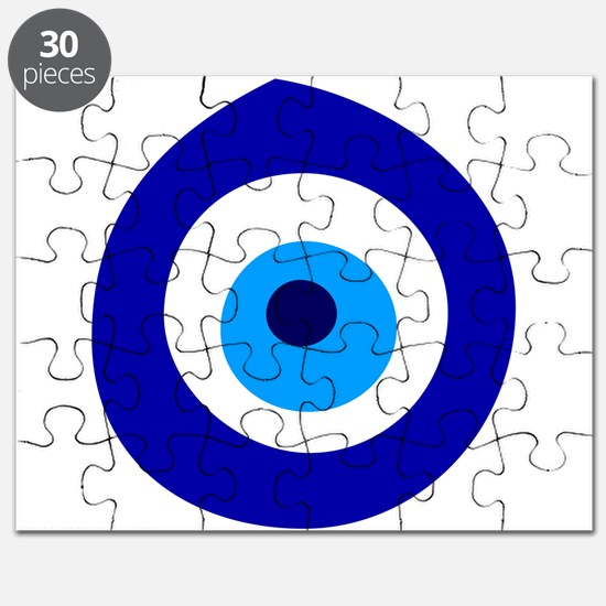 Evil Eye Magic Puzzle