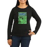 Soylent Green is People! Women's Long Sleeve Dark