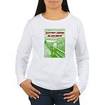 Soylent Green is People! Women's Long Sleeve T-Shi