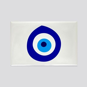Evil Eye Magic Rectangle Magnet