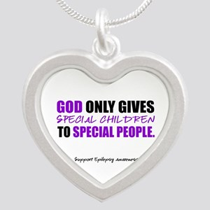 God Only Gives (Epilepsy Awareness) Necklaces