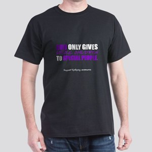 God Only Gives (Epilepsy Awareness) T-Shirt