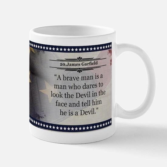 James Garfield Historical Mugs