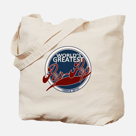 Worlds Greatest Pop-Pop Tote Bag