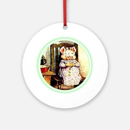 Beatrix Potter * Revamped #7 - Ornament (Round)