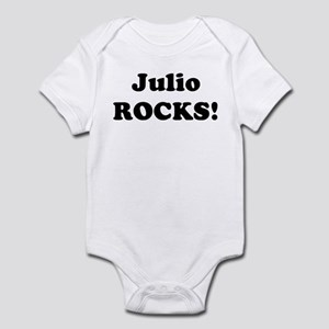 Julio Rocks! Infant Bodysuit