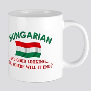 Good Lkg Hungarian 2 Mugs