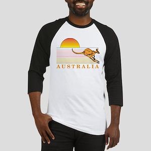 Aussie Sunset Baseball Jersey