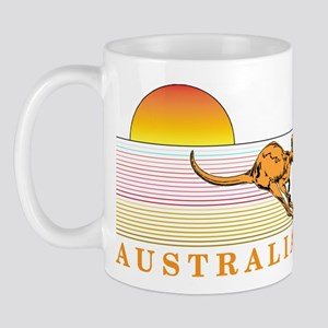 Aussie Sunset Mug